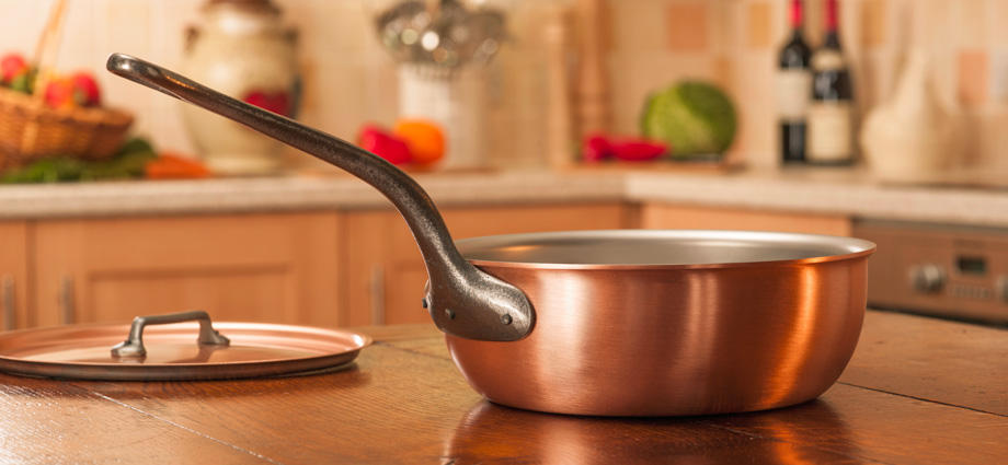 Buy Copper Pots and Pans