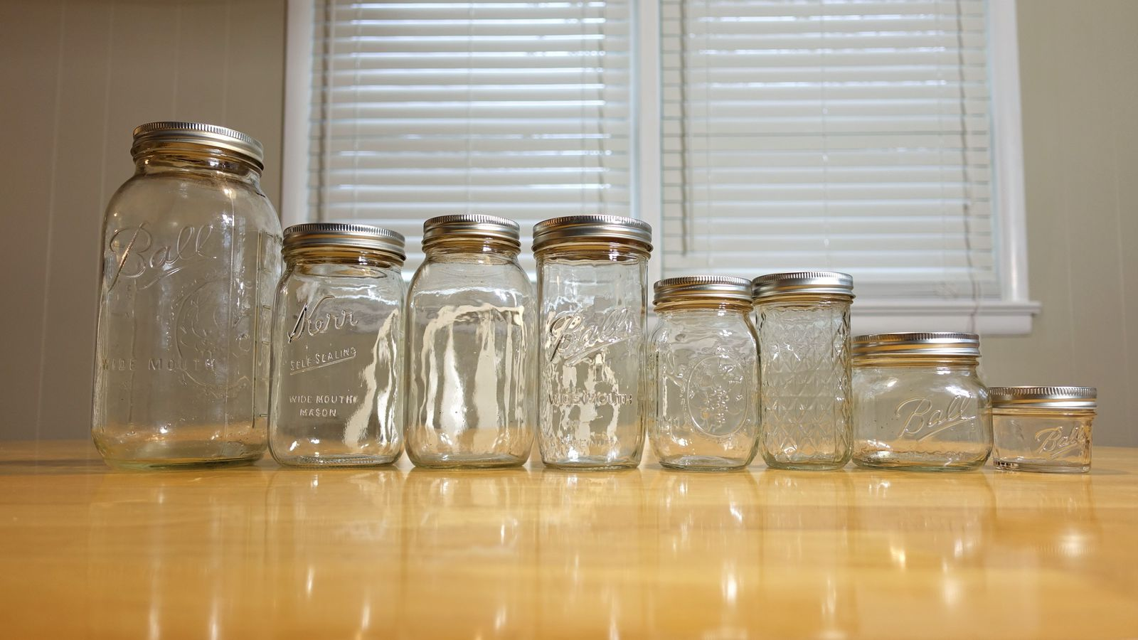 Buy Glass Jars Wholesale