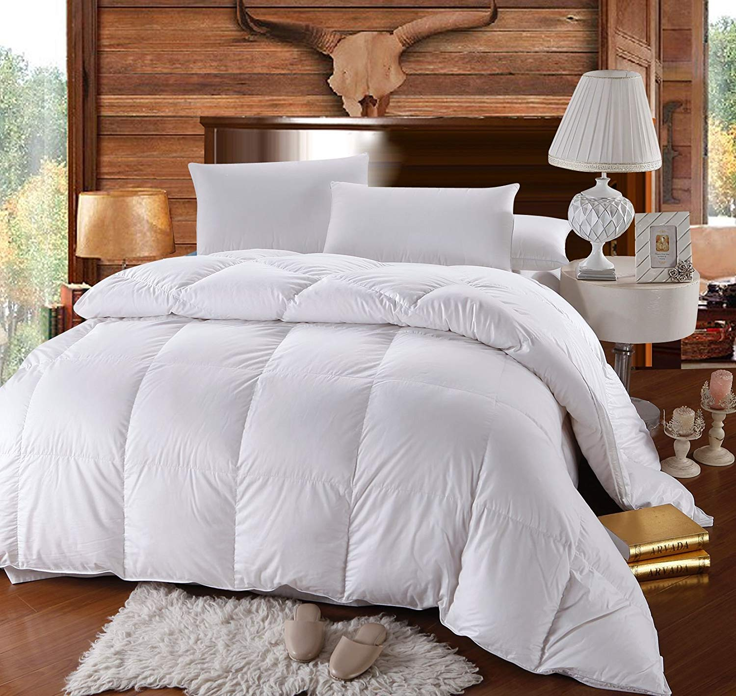 Buy King Size Down Comforter