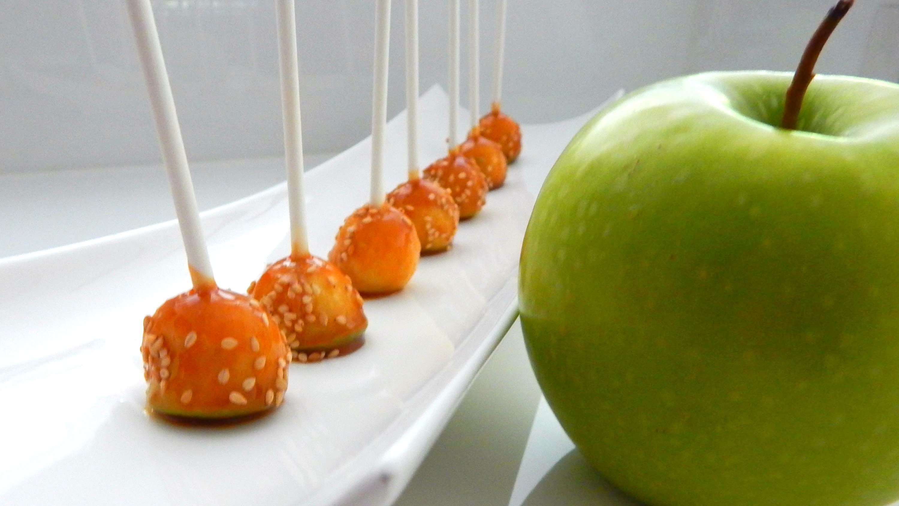Buy Mini Caramel Apples