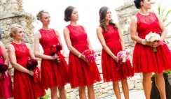 buy red dress australia