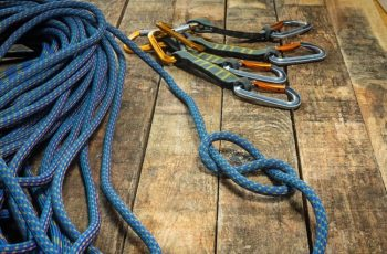 buy retired climbing rope
