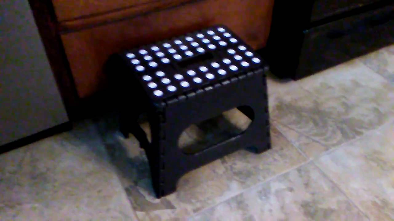 Review- Home-It Folding Step Stool for Kids