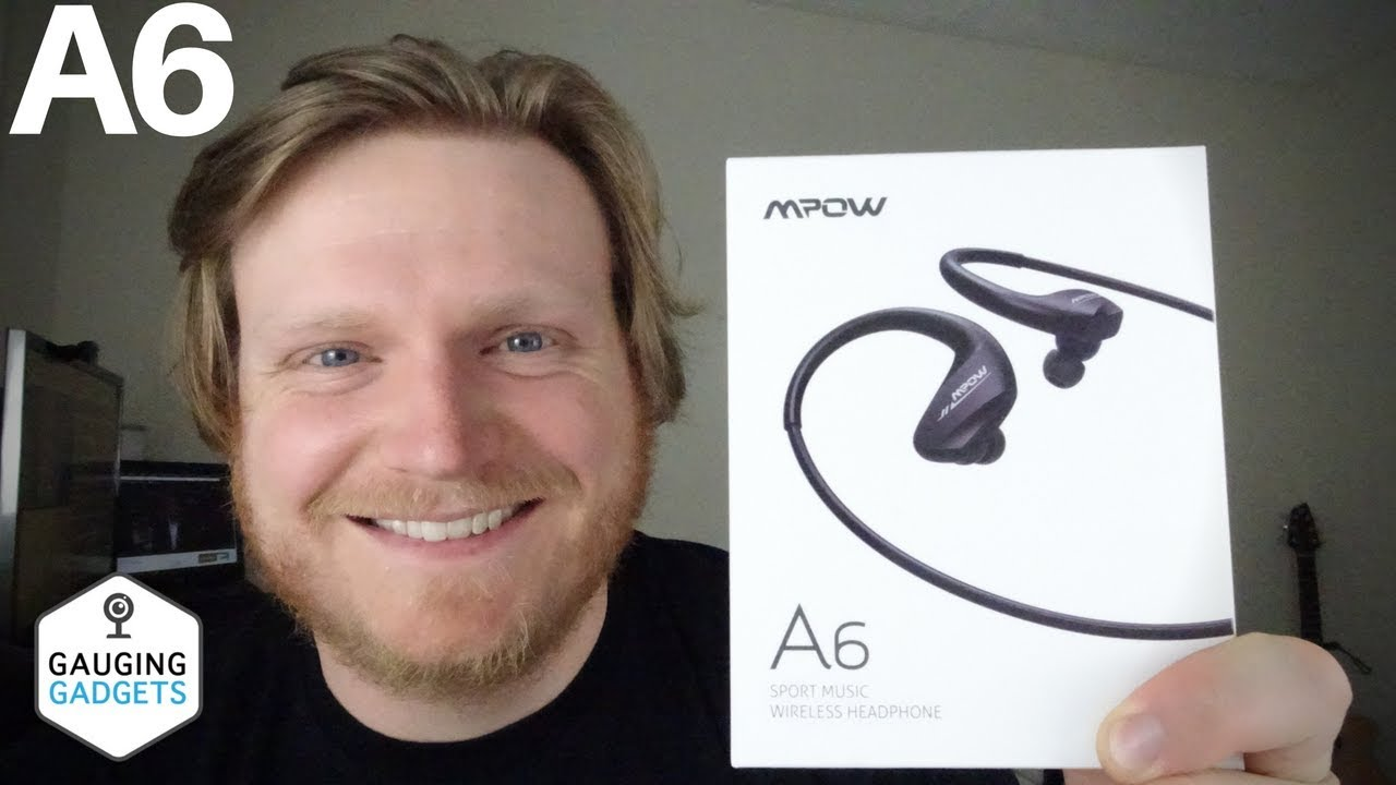 Mpow A6 Headphones Review – Bluetooth Waterproof Earbuds