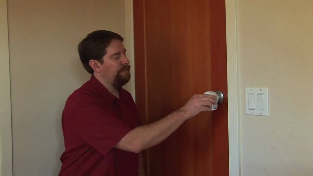 How To Baby Proof Your Door Knob