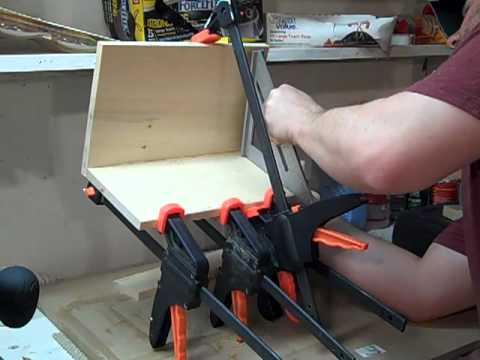 Child's Step Stool In 5 Minutes