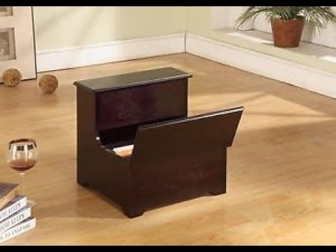 Step Stool For Bed