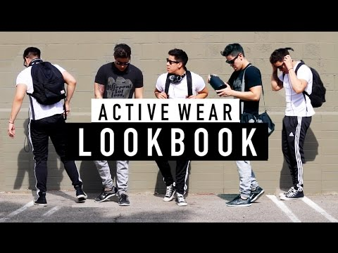 ACTIVE WEAR LOOKBOOK – 4 OUTFITS FOR THE GYM  | JAIRWOO