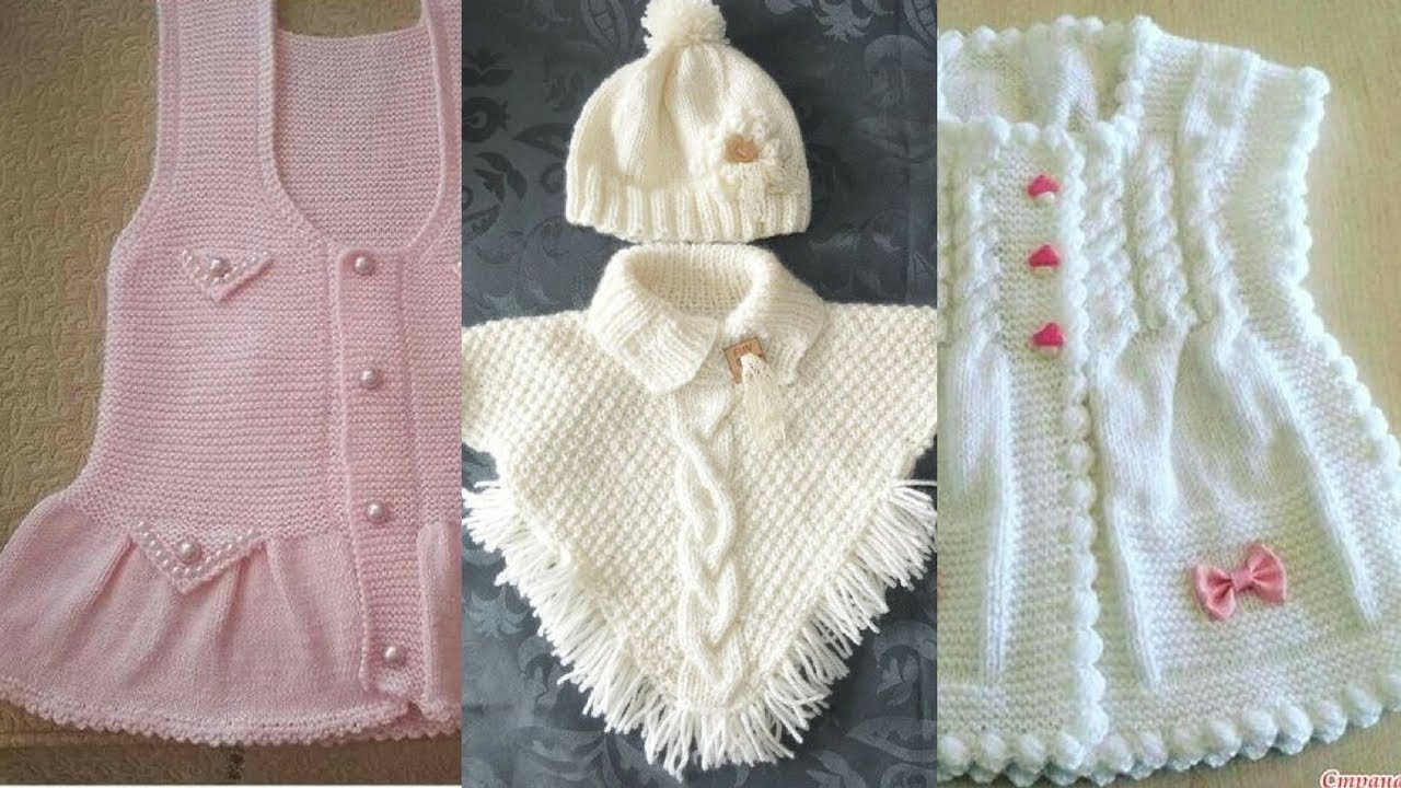 Baby Sweater Design Multicolor Woolen Sweaters Design