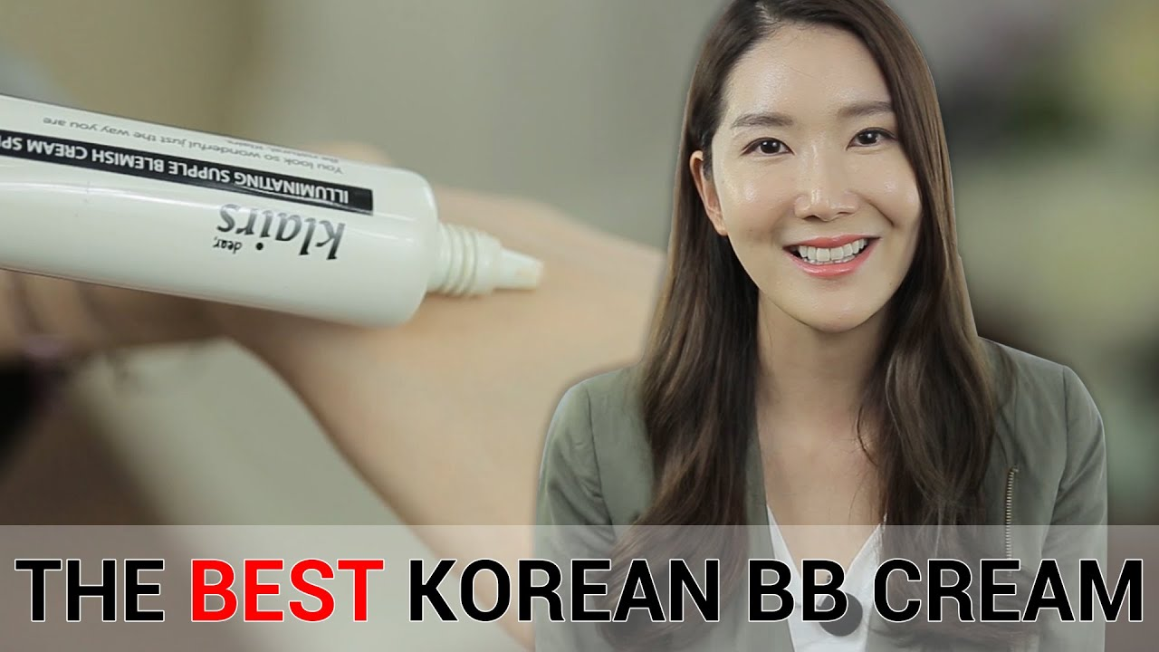 The Best Korean BB Cream | Klairs Illuminating Supple BB Cream | Wishtrend