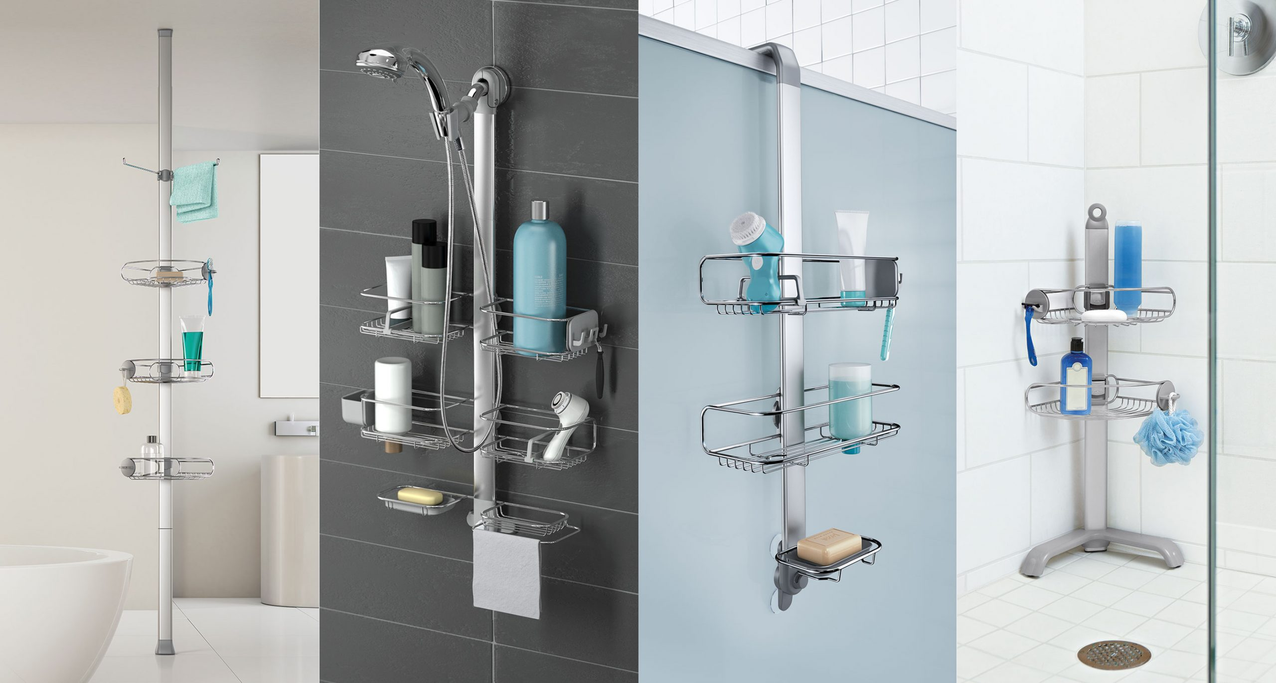 Top 10 Best Shower Caddy for College Students Comparison
