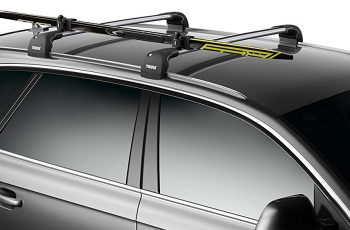 Ski Racks for Cars with no Roof Racks