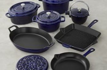 cast iron pots and pan sets