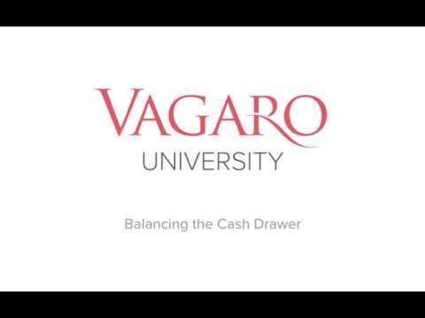 How to Balance the Cash Drawer in Vagaro
