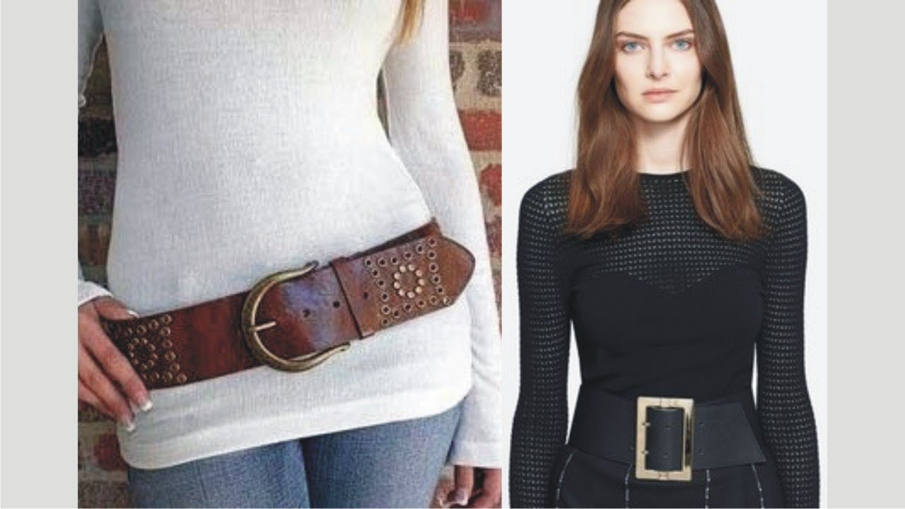 Awesome Wide Leather Belt Womens This Year