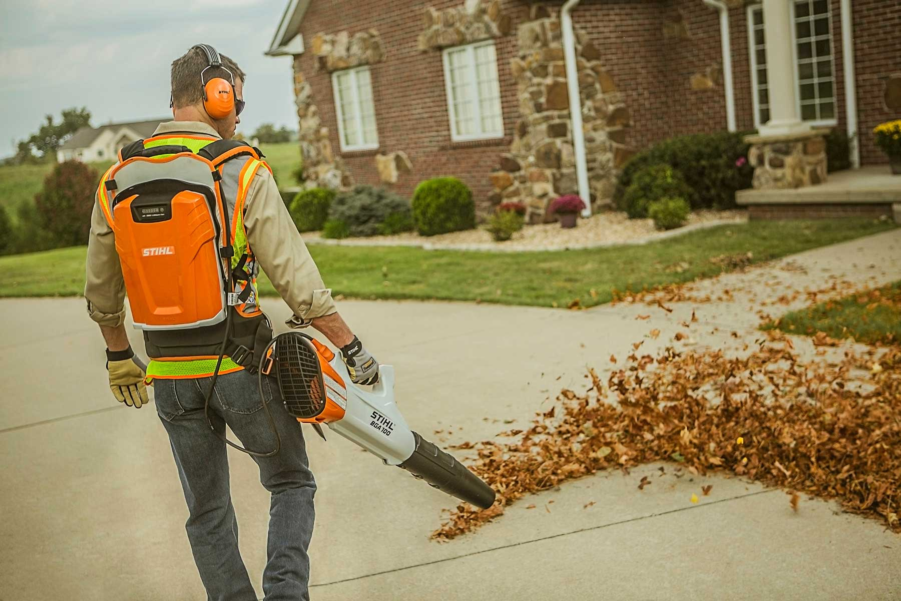 Mini Cordless Leaf Blowers