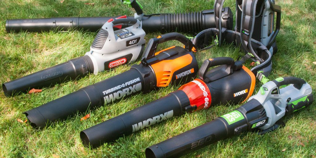 Cordless Leaf Blower for Gutters
