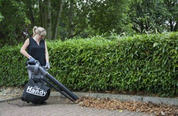 cordless leaf blower video