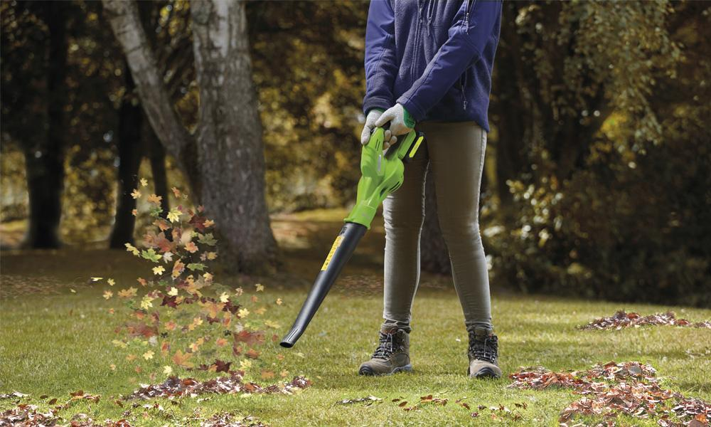 Cordless Lithium Leaf Blowers