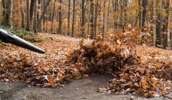 most powerful cordless leaf blower uk