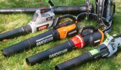 strongest cordless leaf blowers