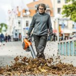 worx cordless leaf blowers at home depot