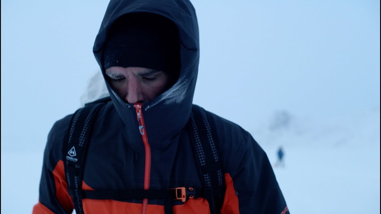 The Arctic Circle Trail First Winter Speed Record