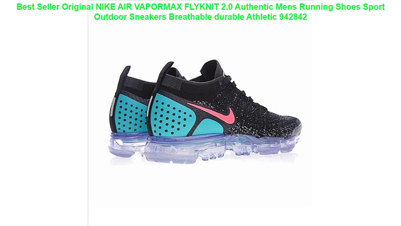 Best Seller Original NIKE AIR VAPORMAX FLYKNIT 2.0 Authentic Mens Runn