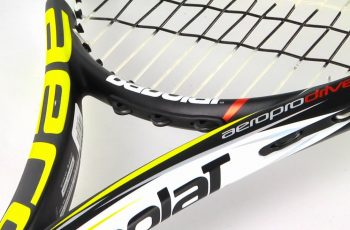 tennis racquet with largest sweet spot