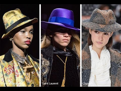 Top 5 Fall Winter 2019 Fashion Trends