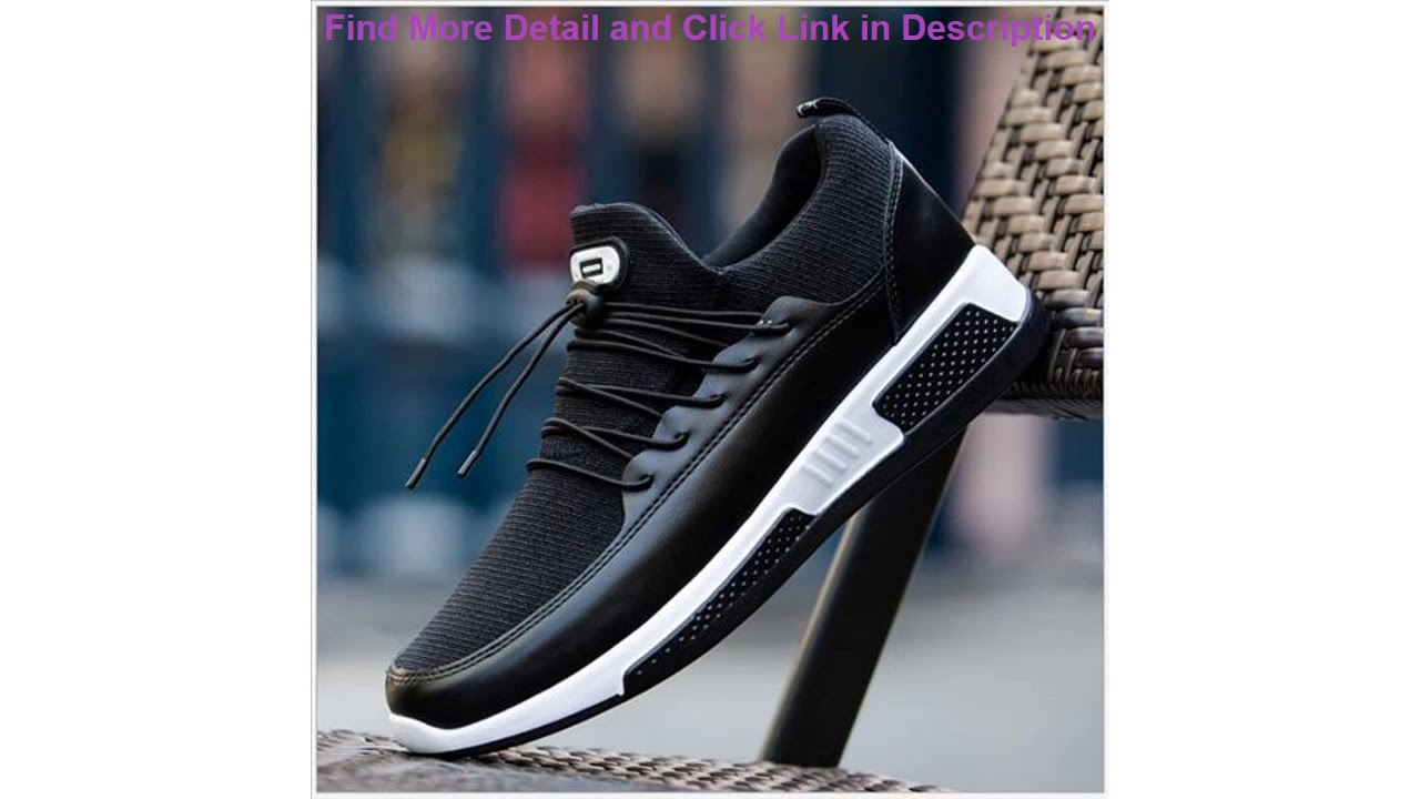 Best Men Sneaker Casual Breathable Comfortable Footwear Lightweight Flat Shoes Top Quality Shoes Fo