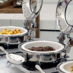 chafing dishes costco
