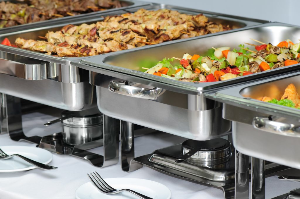 Chafing Dishes Rental