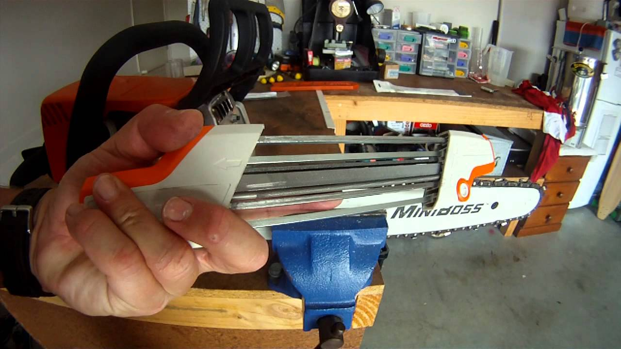 Top 10 Sharpen Chainsaw Stihl File Comparison