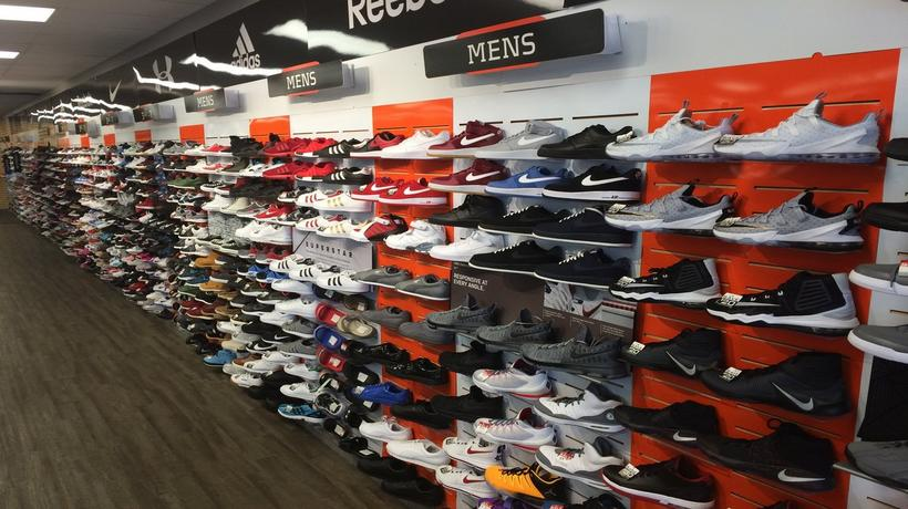 Sports Shoes Stores