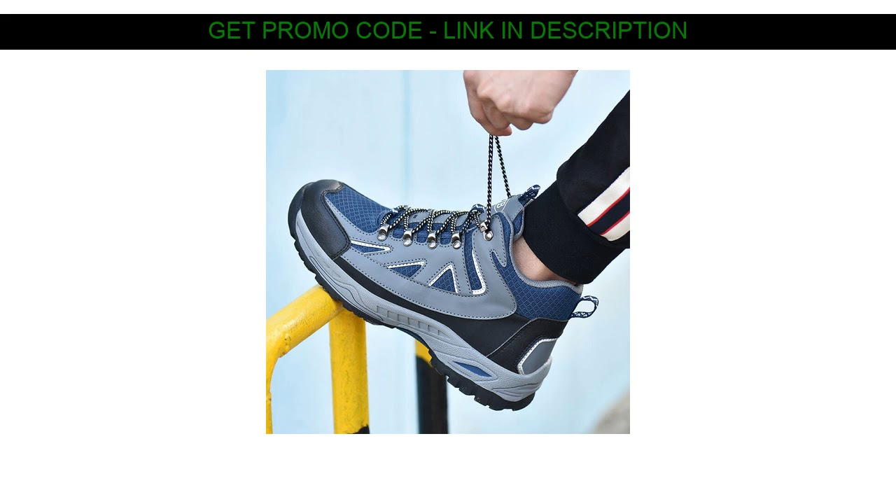 Review  2019 Drop Ship Men's Work Shoes Hiking Boots Construction Outdoor High Top Steel Toe Cap Sa