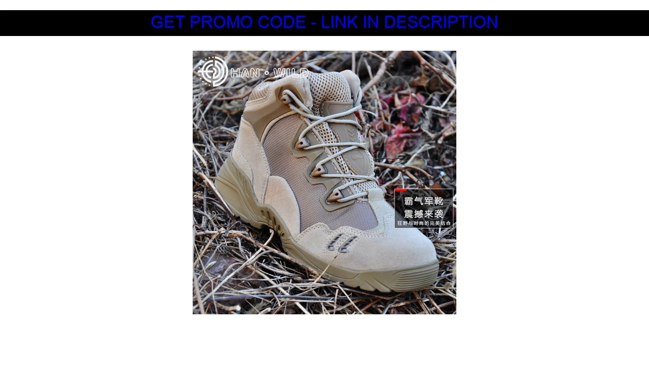 New  Winter Autumn Men Military Boots Quality Special Force Tactical Desert Combat Ankle Boats Army