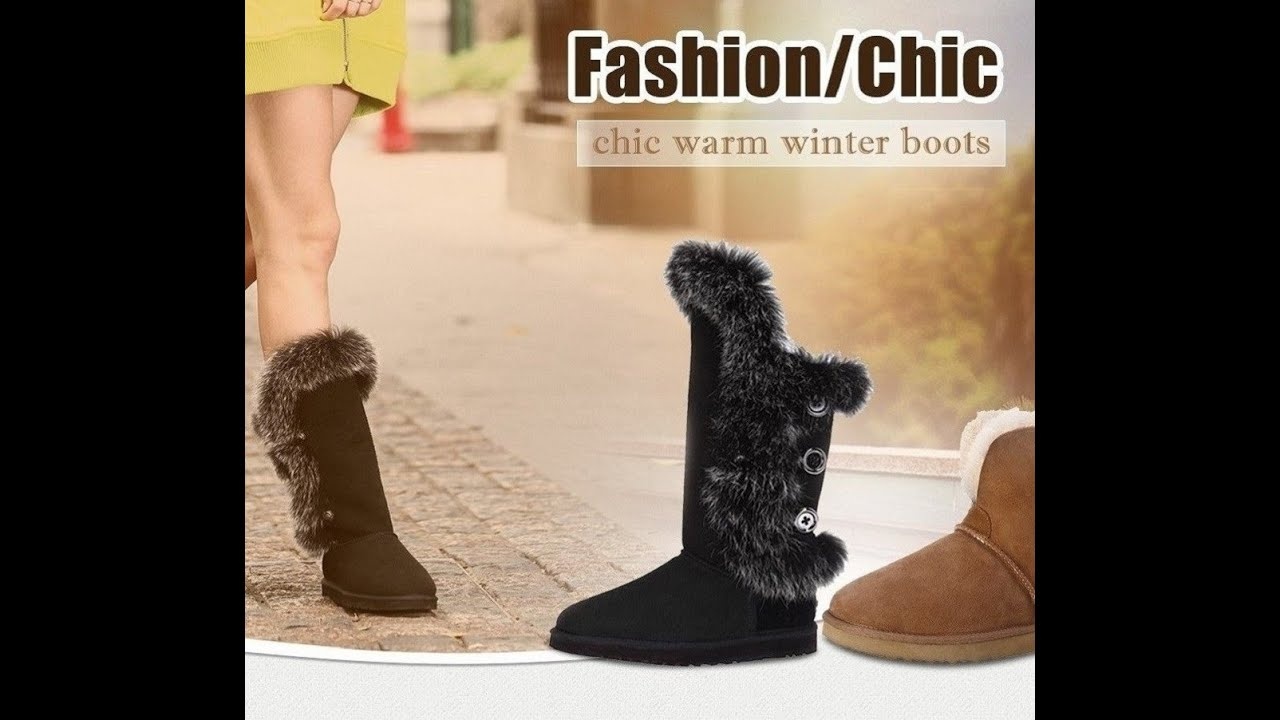 Original Factory -SGS and BSCI verified snow boots  and winter slippers for girls and women