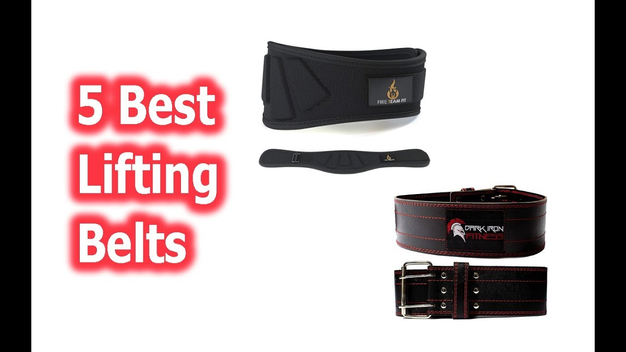 Best Lifting Belts buy in 2019