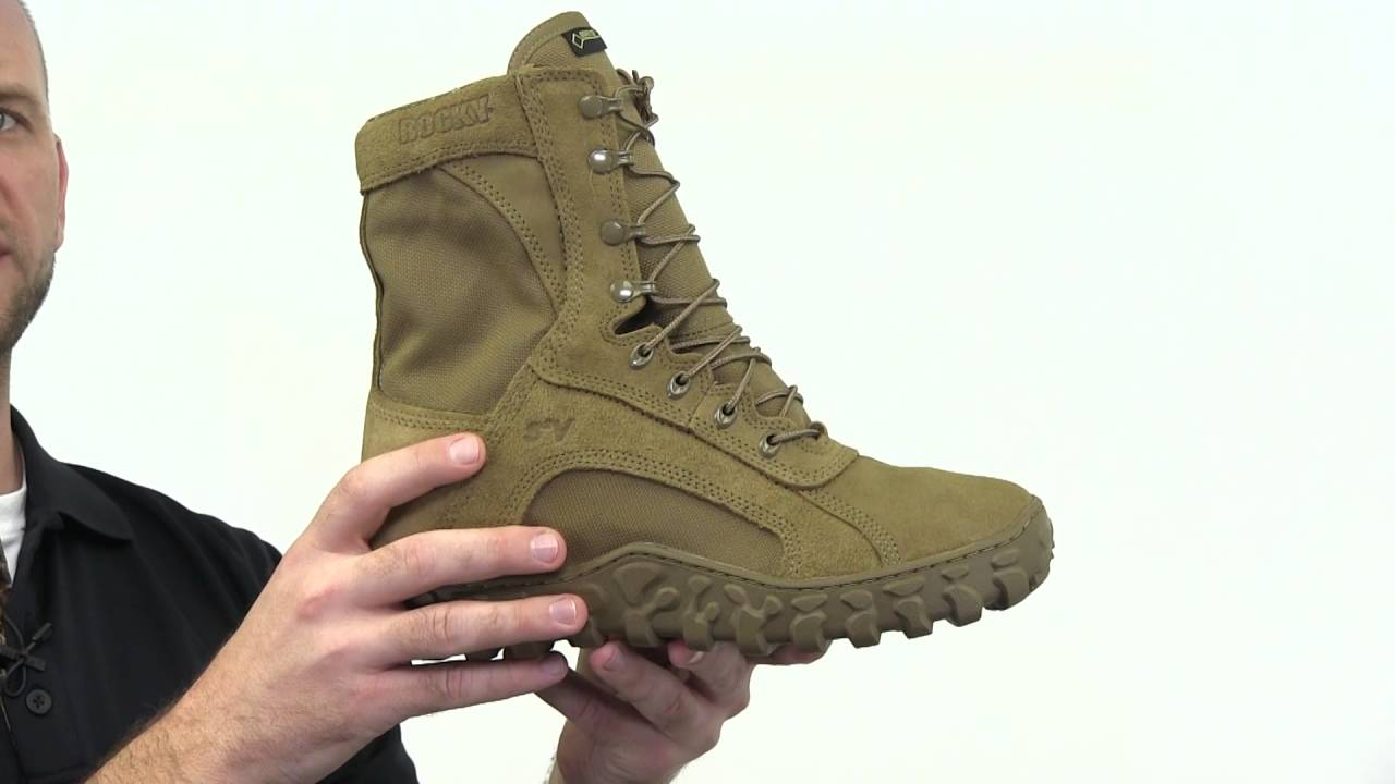 Rocky S2V GORE-TEX® Waterproof Insulated Military Boot Style# – RKC055