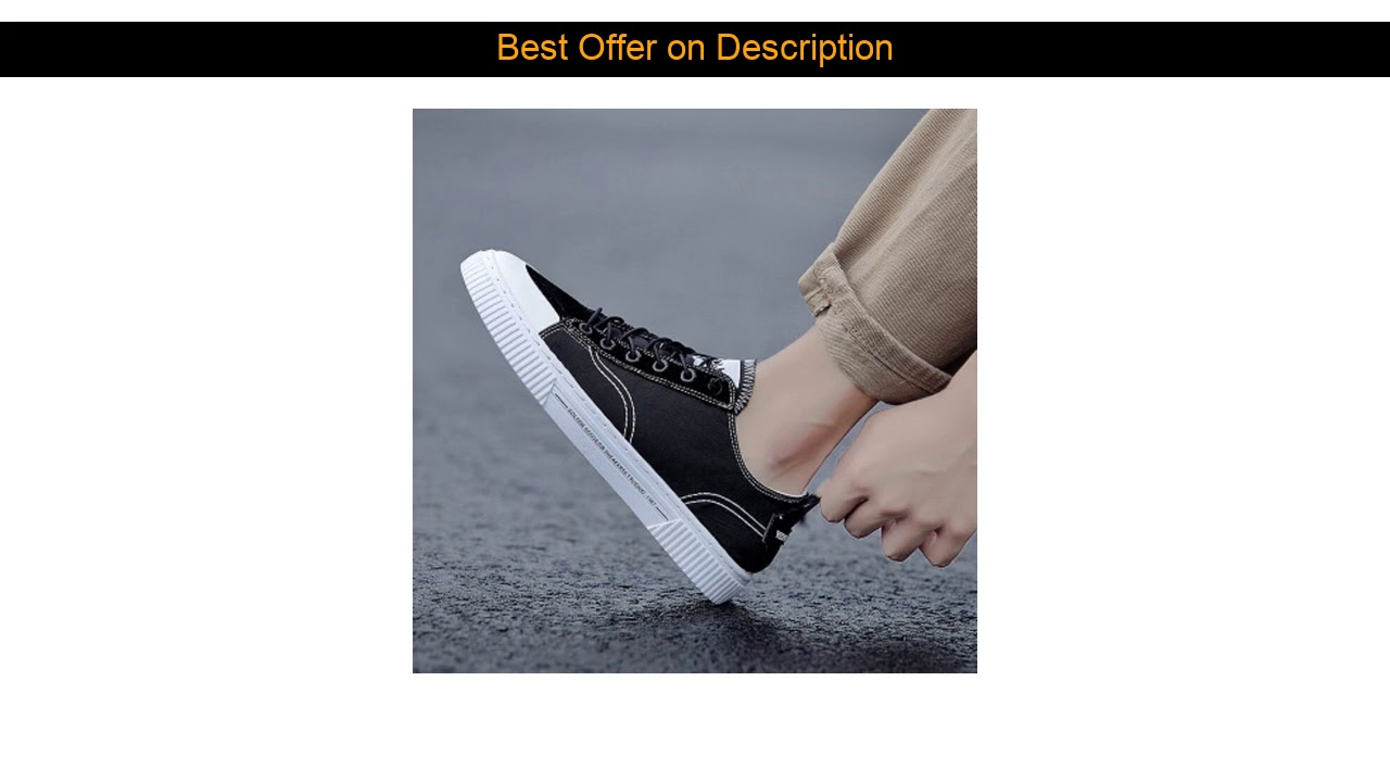 2019 new fashion wild shoes casual comfortable canvas shoes men's trend low to help breathable stu