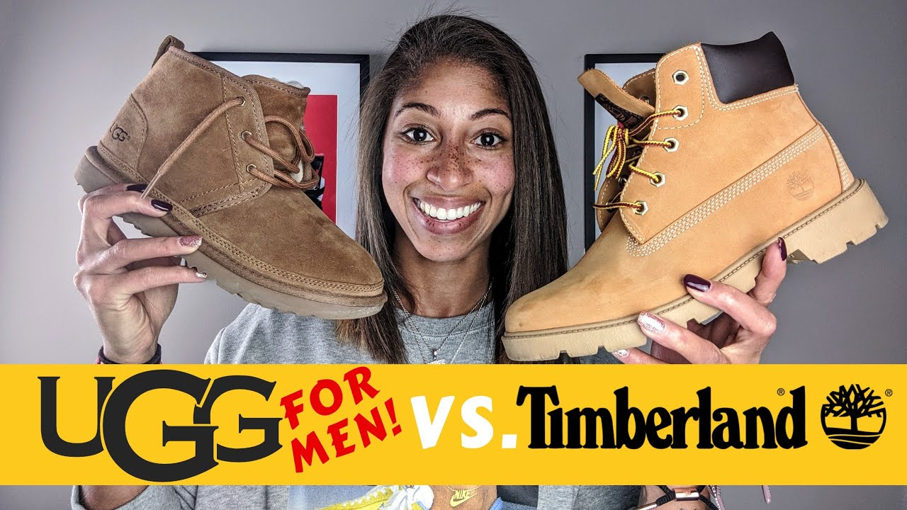 If Tom Brady Wears UGG Boots so Can You MEN! New Winter Boot for You!