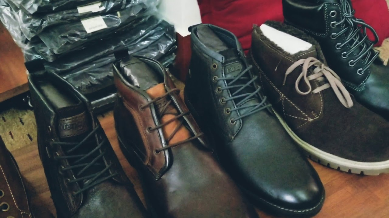 Rhinoland Collection of Vintage and Classic Leather Boots For Men
