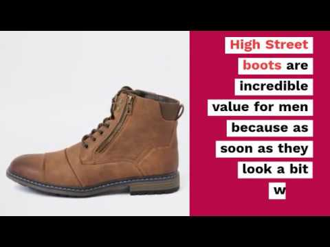 Popular Mens Boots – Loving The Sales