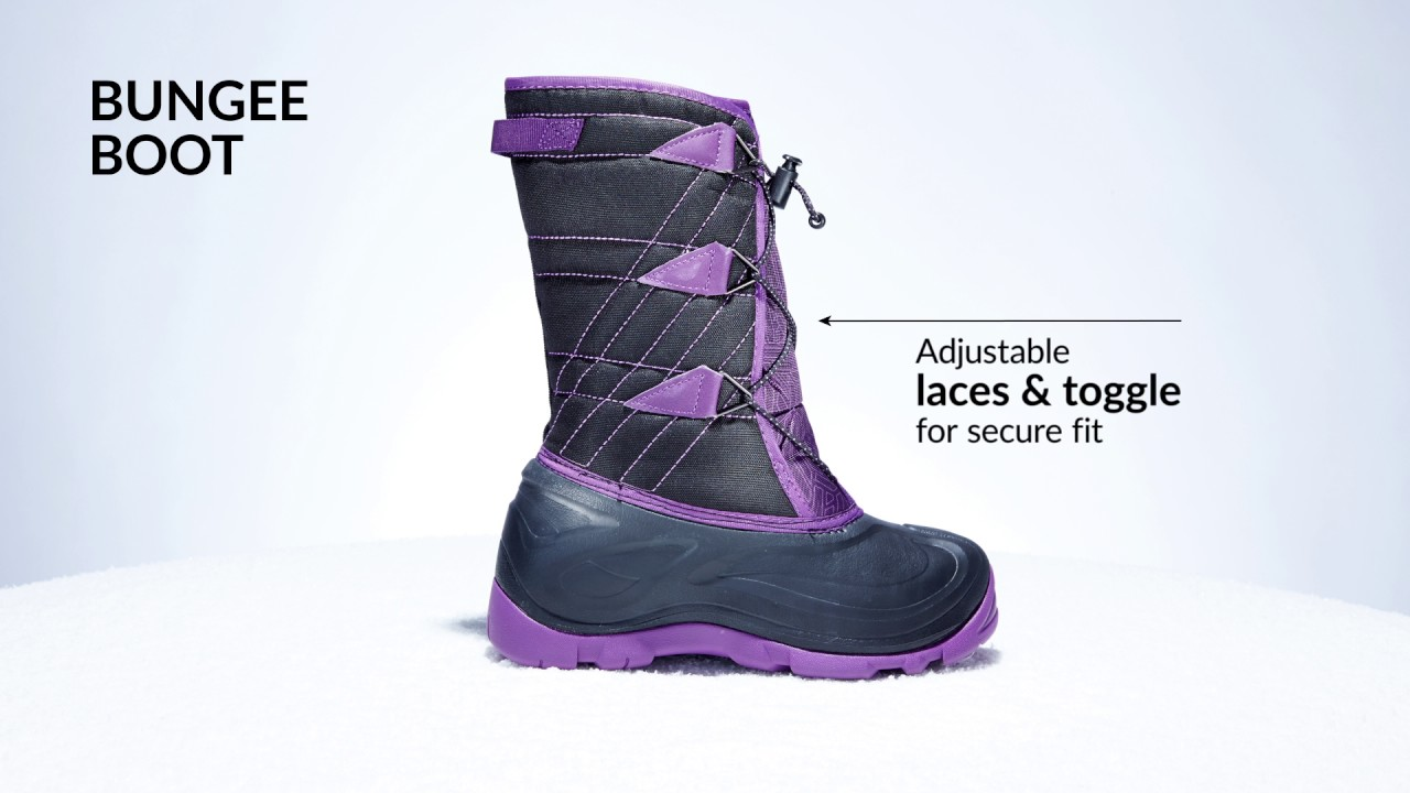OUTBOUND Kids Winter Boots