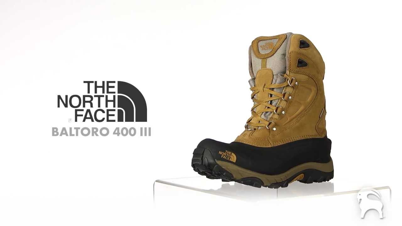 The North Face Baltoro 400 III Boot – Men's