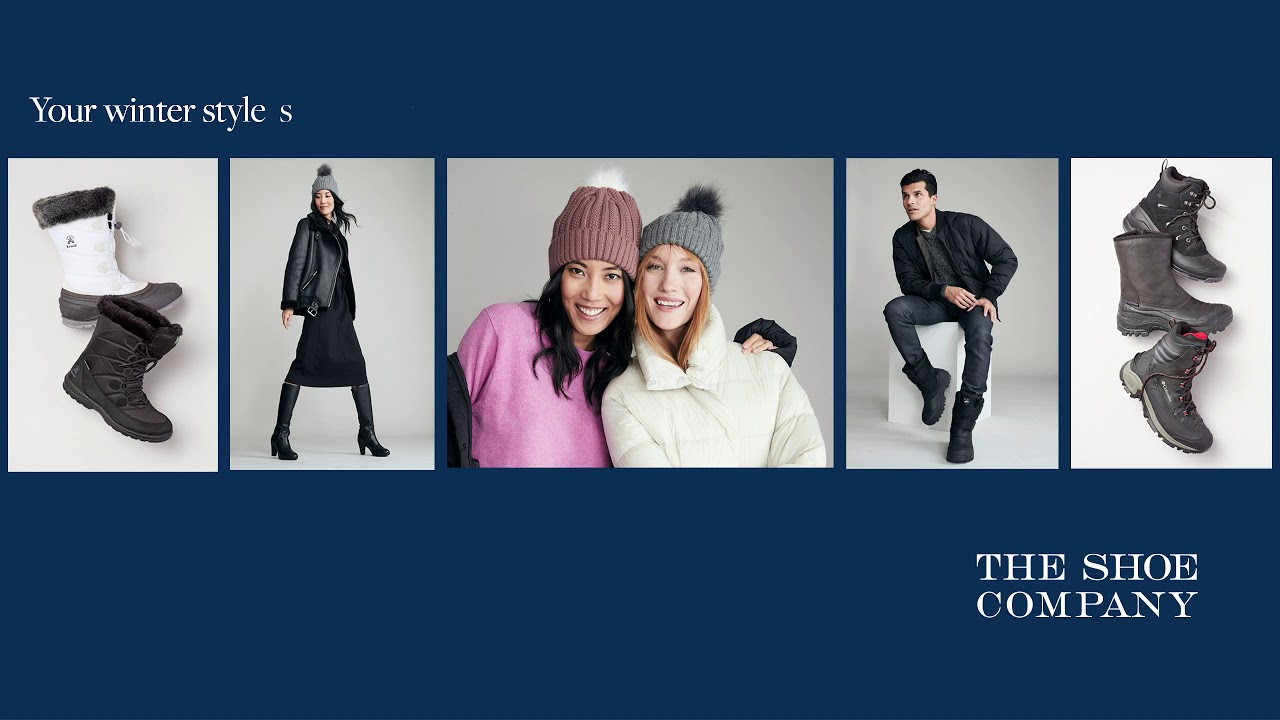 The Shoe Company: Winter Style Starts Here