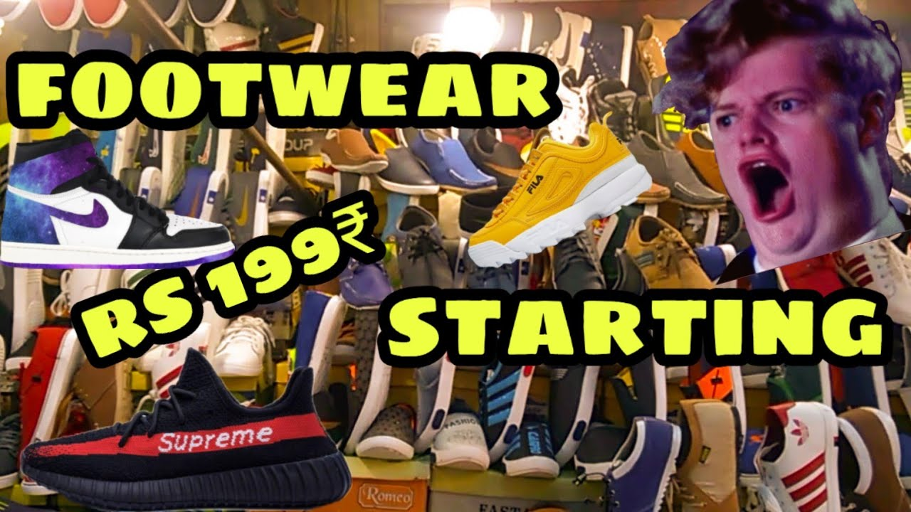 Cheapest Footwear  SHOES  market in Nangloi  | | casual ,Sports shoes Mens footwear |
