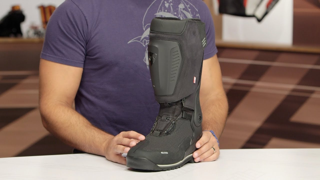 REV'IT! Expedition H2O Boots Review