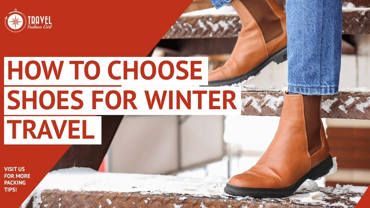 How to Choose Shoes for Winter: Video 3
